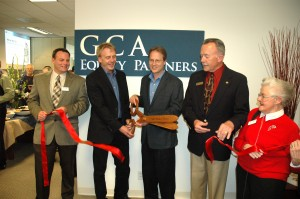 GCA Equity Partners Ribbon Cutting Ceremony